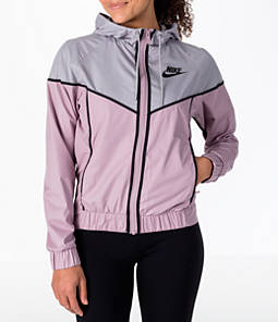 Women's Nike Sportswear Woven Windrunner Jacket