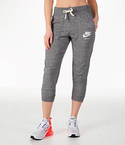Women's Nike Gym Vintage Jogger Capris