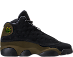 Boys' Grade School Air Jordan Retro 13 Basketball Shoes