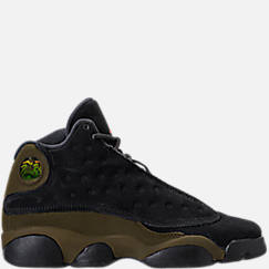 Kids' Grade School Air Jordan Retro 13 Basketball Shoes