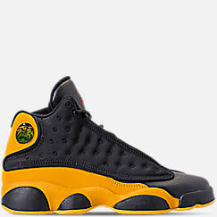 da59601a711 Big Kids  Air Jordan Retro 13 Basketball Shoes. 1