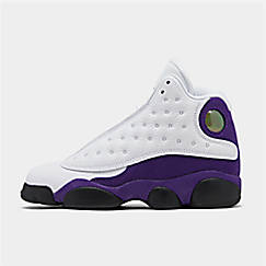 Big Kids' Air Jordan Retro 13 Basketball Shoes