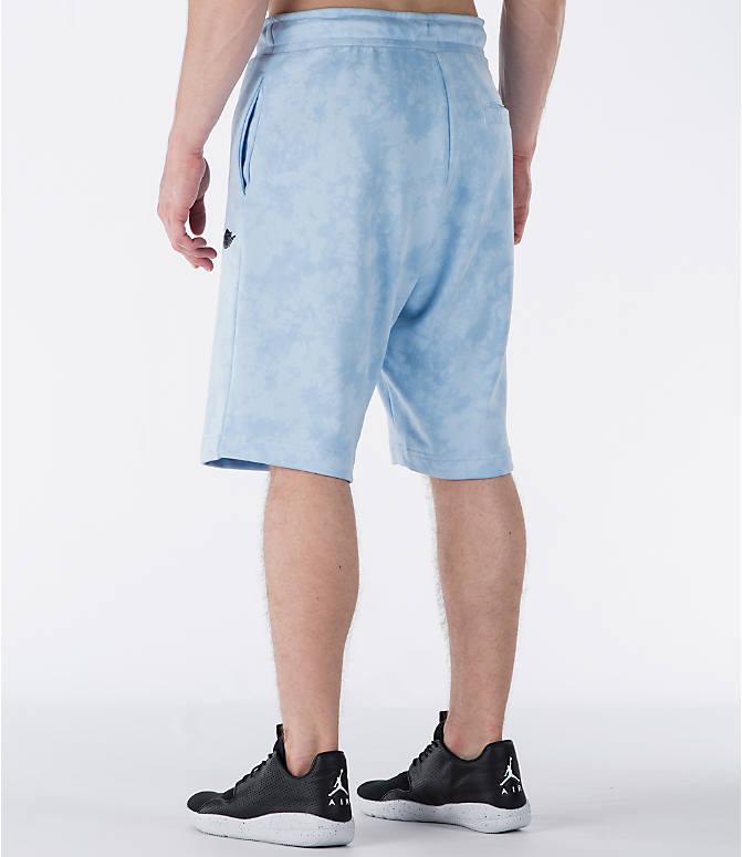 Ice Blue Shorts