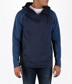 Men's Nike Sportswear Tech Fleece Color-Block Hoodie