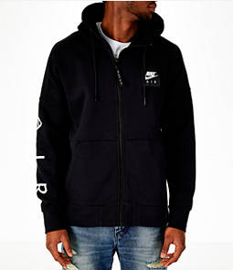 Men's Nike Sportswear Air Full-Zip Hoodie Product Image