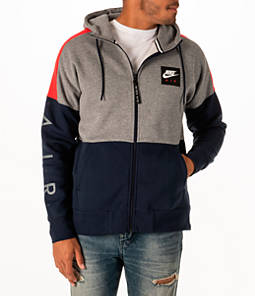 Men's Nike Sportswear Air Full-Zip Hoodie