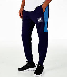 Men's Nike Sportswear Air Fleece Jogger Pants Product Image
