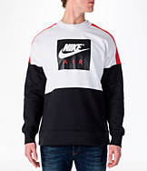 Men's Nike Sportswear Air Crew Sweatshirt