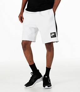 Men's Nike Sportswear Air Fleece Shorts