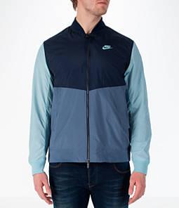 Men's Nike Sportswear Franchise Varsity Jacket
