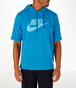 Men's Nike Sportswear Wash Pack Short-Sleeve Hoodie