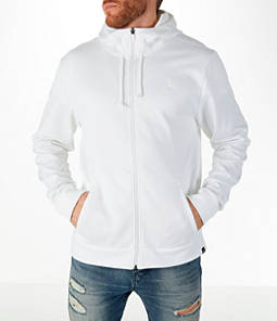 Men's Air Jordan Therma Rise Full-Zip Basketball Hoodie