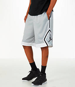 Men's Air Jordan Rise Diamond Basketball Shorts