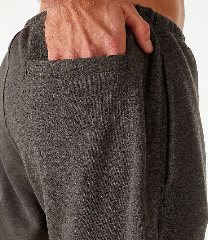 Detail 2 view of Men's Champion Life Fleece Shorts in Grey