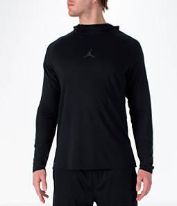 Men's Air Jordan 23 Alpha Long-Sleeve Training Hoodie