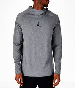 Men's Air Jordan 23 Alpha Long-Sleeve Training Hoodie
