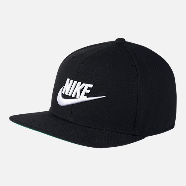 Front view of Unisex Nike Pro Futura Snapback Hat dac12fcbc9b