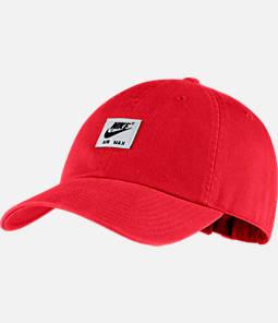 Unisex Nike Sportswear Heritage86 Washed Futura Adjustable Hat