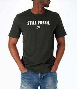 Men's Nike Sportswear Still Fresh T-Shirt