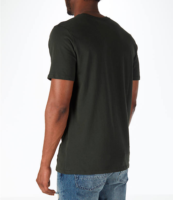 Back Left view of Men's Nike Sportswear Still Fresh T-Shirt