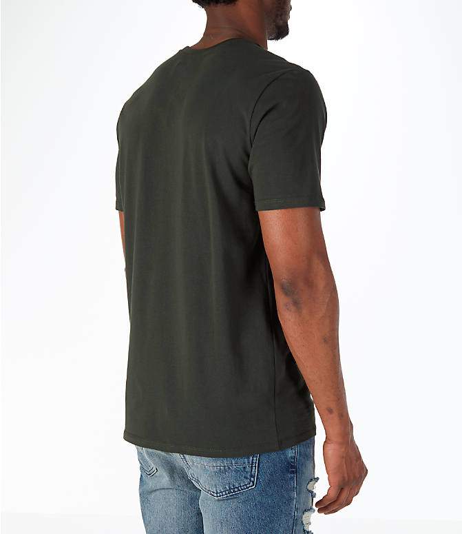 Back Right view of Men's Nike Sportswear Still Fresh T-Shirt