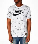 Men's Nike Sportswear Floral T-Shirt