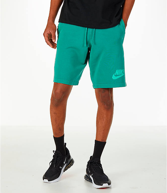 Front view of Men's Nike Sportswear Wash Pack Shorts