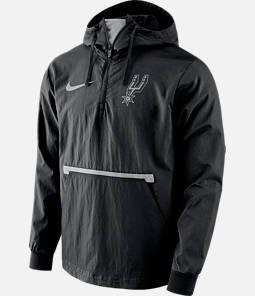 Men's Nike San Antonio Spurs NBA Packable Jacket