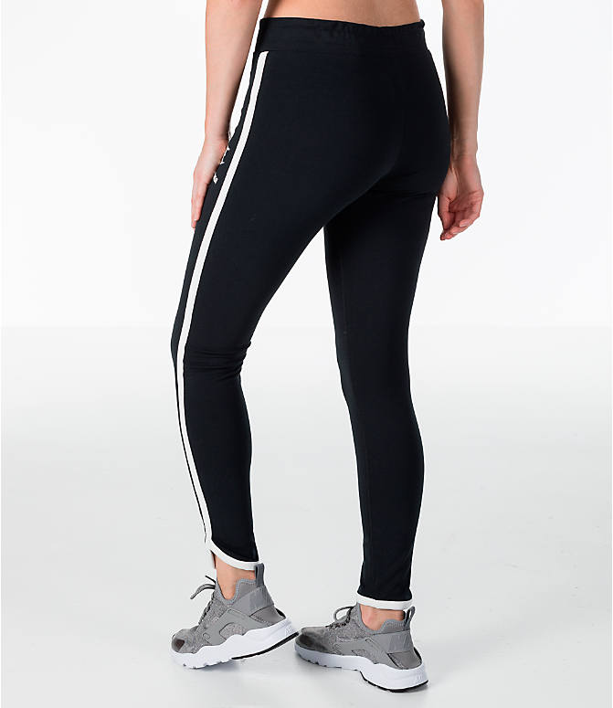 4fbeea2ed457e Back Left view of Women's Nike Archive Leggings