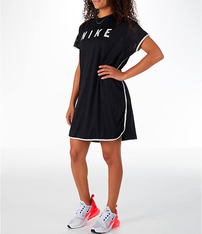 Women's Nike Sportswear Mesh Dress by Nike