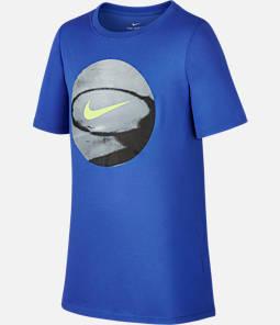 Boys' Nike Dry Basketball T-Shirt