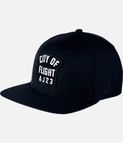 "Unisex Jordan Jumpman Pro ""CITY OF FLIGHT"" Zip Snapback Hat"