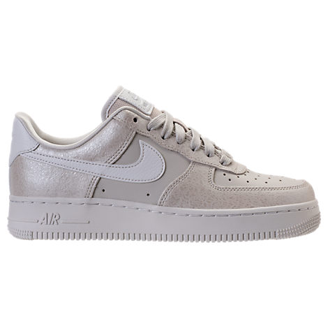 WOMEN'S AIR FORCE 1 '07 PREMIUM CASUAL SHOES, WHITE