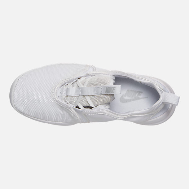 Top view of Women's Nike Loden Casual Shoes in White/Pure Platinum