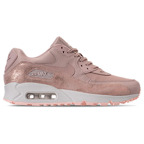 Women'S Air Max 90 Premium Casual Shoes, Pink