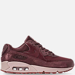Women s Nike Air Max 90 Premium Casual Shoes ac38d5bc9