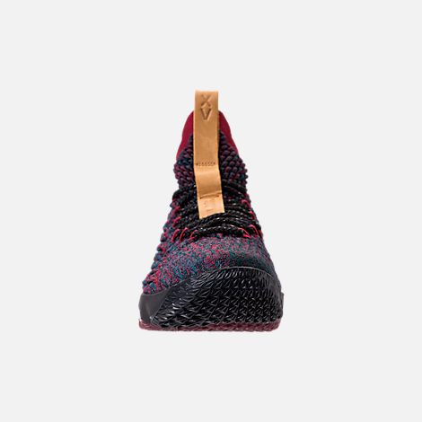 Front view of Men's Nike LeBron 15 Basketball Shoes