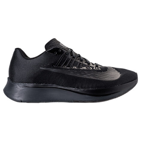 WOMEN'S ZOOM FLY RUNNING SHOES, BLACK