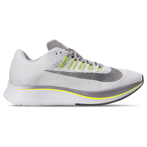 WOMEN'S ZOOM FLY RUNNING SHOES, WHITE