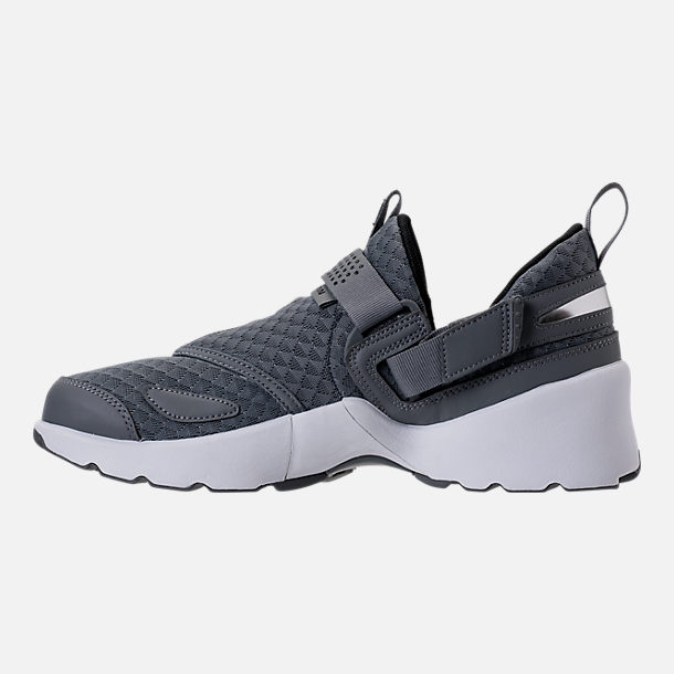 Left view of Men's Air Jordan Trunner LX Training Shoes in Cool Grey/Black/White