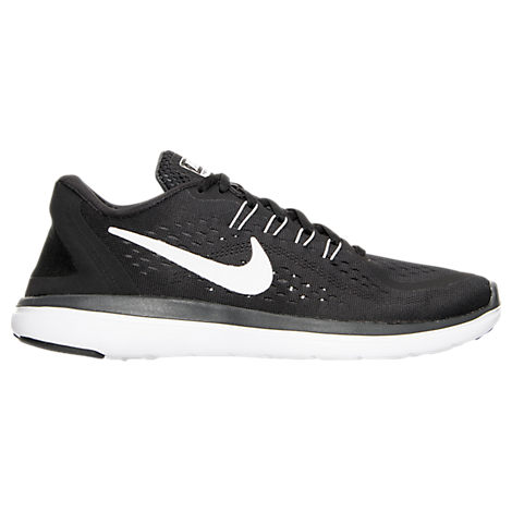 a446fcc9ab636 Nike Women S Flex 2017 Run Running Sneakers From Finish Line In Black