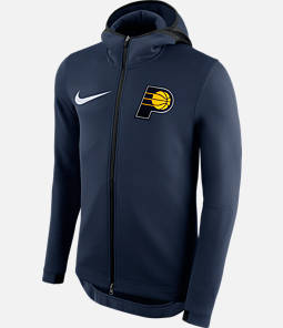 Men's Nike Indiana Pacers NBA On Court Collection Showtime Hoodie