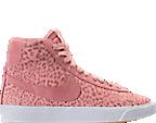 Girls' Grade School Nike Blazer Mid SE Casual Shoes