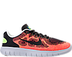 Boys' Grade School Nike Free RN 2017 Running Shoes