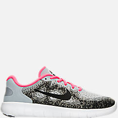 Girls' Grade School Nike Free RN 2017 Running Shoes