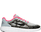 Wolf Grey/Black/Racer Pink