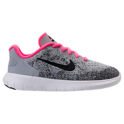Girls Preschool Nike Free Rn  Running Shoes