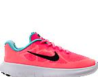 Girls' Preschool Nike Free RN 2017 Running Shoes