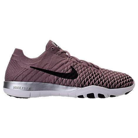 1a260b0d3dc0 womens nike free tr flyknit 2 chrome blush training shoes