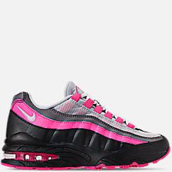 Girls' Big Kids' Nike Air Max 95 Casual Shoes